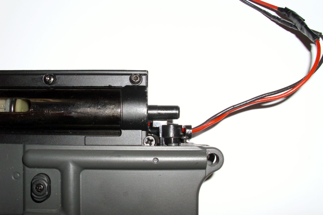 Fotos aeg to hpa conversion mod piston solidworks draw picture