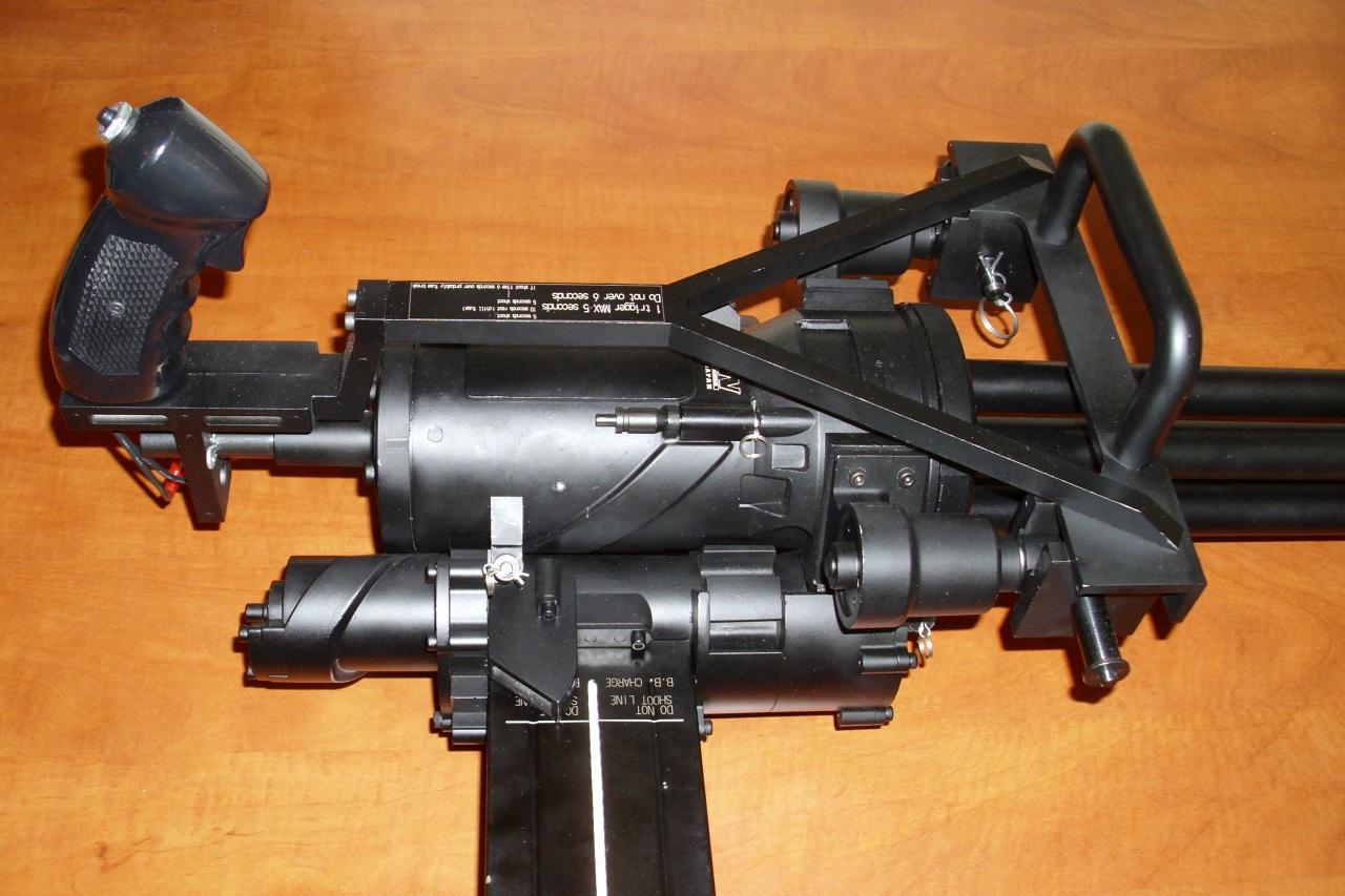 My Echo1 M134 Minigun Gallery